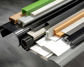 Extruded Plastic Plastic Profiles Plastic Extrusions